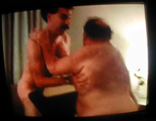 Fight naked borat
