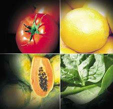Disfrute del sabor de un alimento  natural y orgánico