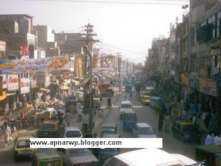 History of rawalpindi
