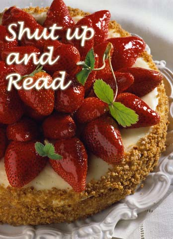 Shut Up and Read.