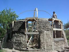 Construcción con Bolsas Biodegradables de Tierra