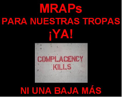 MRAP for Spain NOW!