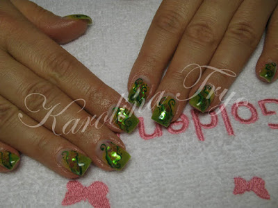 Modern and Latest Acrylic Nails Design-2