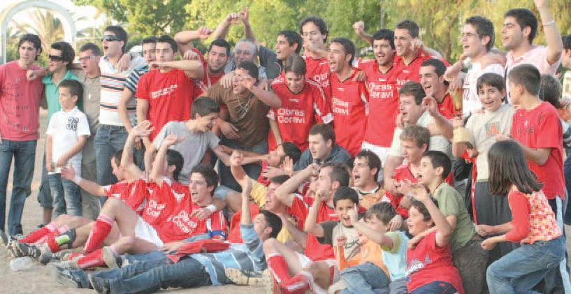 Racing Club Rafelcofer - Un Equip, una Aficció de PRIMERA