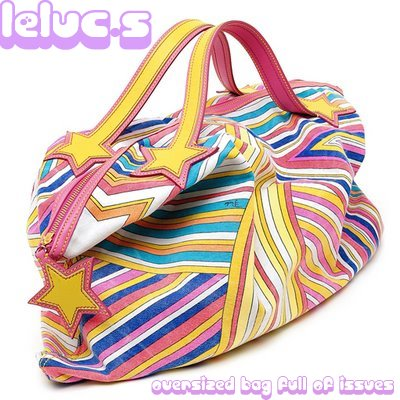 Leluc's bag