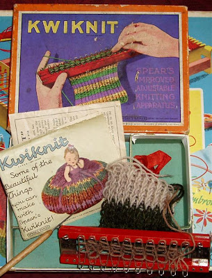 Spool Knitter A Little More About Spears Games Knitting Nancy And