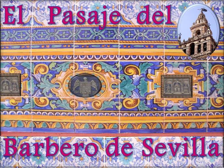 El Paseje del Barbero de Sevilla
