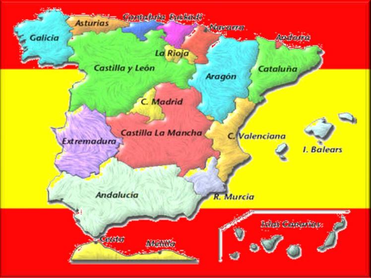 TERRITORIO ESPAÑOL