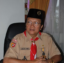 Ketua Kwartir Cabang Tanah Datar