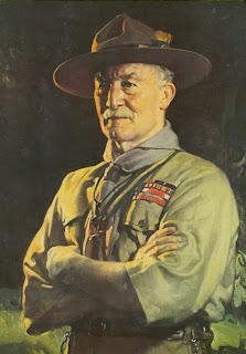 Pesan Teakhir Baden Powell of  Gilwel