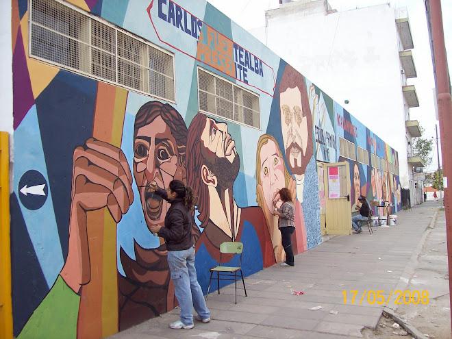 Homenaje a Carlos Fuentealba