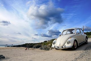 Vw beetle Cornwall