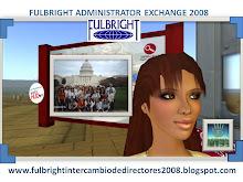 Fulbright Administrator Exchange 2008