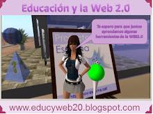 """Blog """" Educación y Web 2.0 """""""