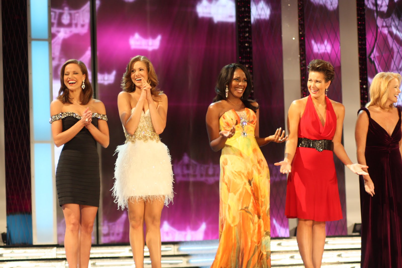 Miss Minnesota 2010 Travels: My Miss America Journey - Day 7
