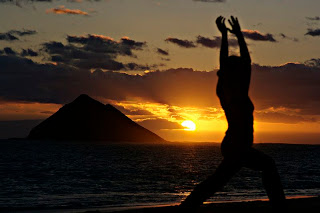 Sunrise Yoga Morning Workout Motivation