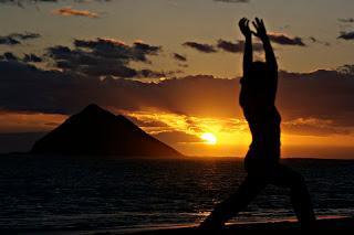 Sunrise Yoga Morning Workout Motivation