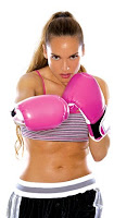 ocboxing home female boxer How To Curb Sugar Cravings