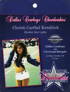 DCCBadge Former Dallas Cowboys Cheerleader Gets Hers Back