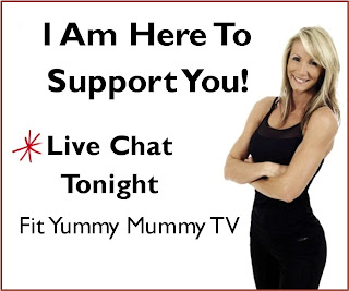 support+TV Fit Yummy Mummy Live Support For YOU ~ Webcast