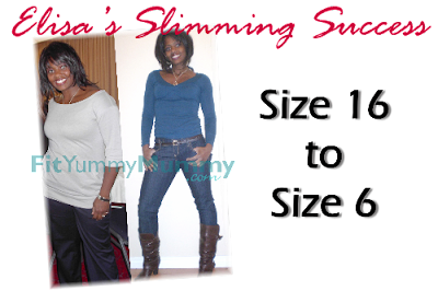 elisa+ba+2 Elisas Slimming Size 16 to Size 6 Success!