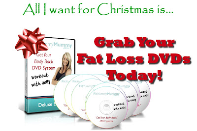 1+fat+loss+DVD+gift Holiday Hottie Mommy Tummy Tightening