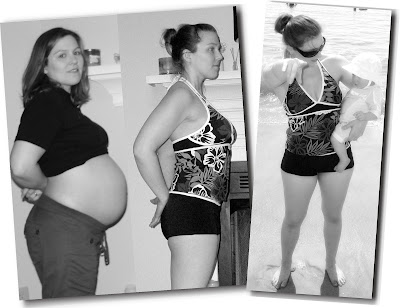 melissa+2 Fit Mommy Success Stories