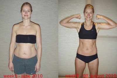 dani+1 Fit Mommy Results