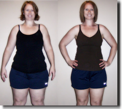 1+Jacquie Jacquie Lost 23 Pounds and 23 Inches With Fit Yummy Mummy!