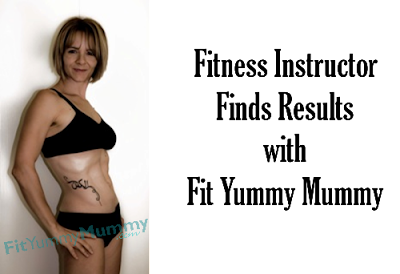 martine Former Cardio Queen Proves Less Is Better With Fit Yummy Mummy