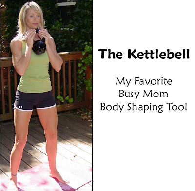 Kettlebells for Moms