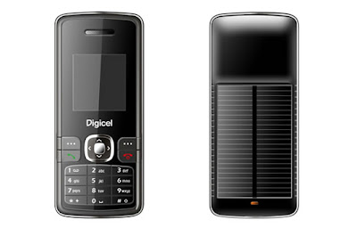Coral-200 Solar Phone