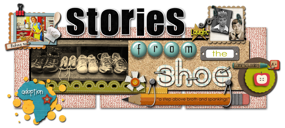 Stories from the Shoe