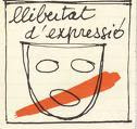 Aquest blog es basa en la llibertat d' expresió i el respecte.