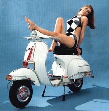 Motor Scooters - Motorcycle Views - Original Motorcycle Articles