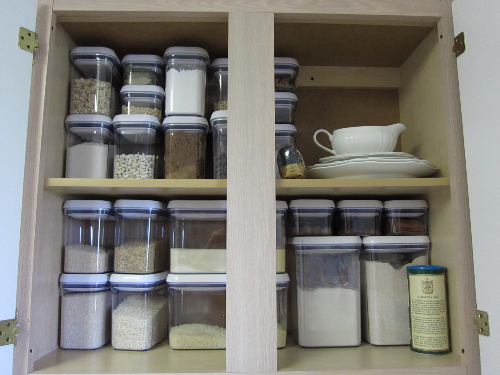 Kitchen Gear: POP Containers for a well stocked pantry