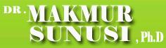 DR. Makmur Sunusi, Ph.D