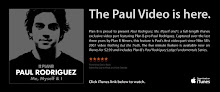 The Paul Rodriguez Video Link to Me myself and I