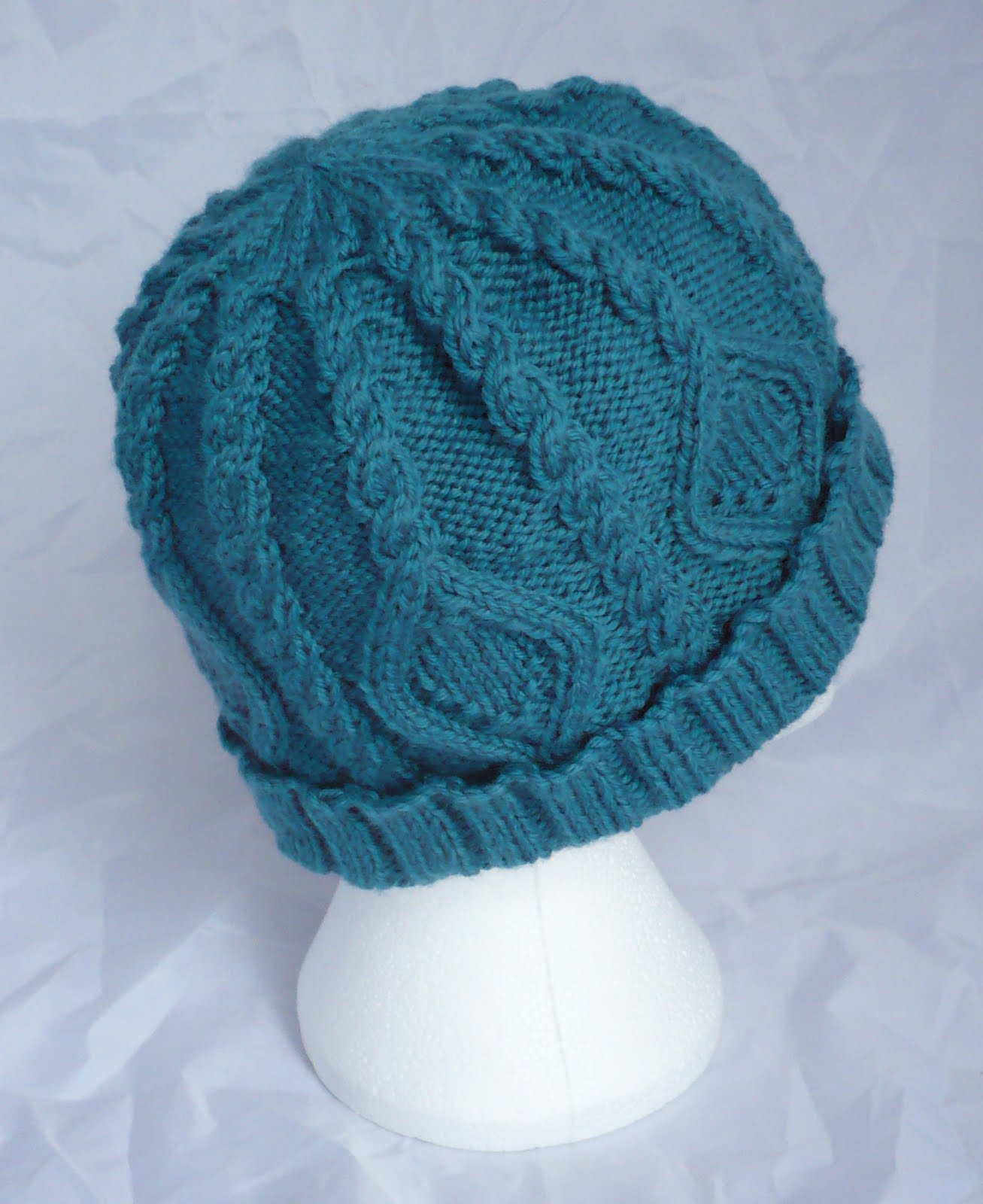 Knitting Cables Without Cable Needle : Stitched together tutorial for knitting cables without a