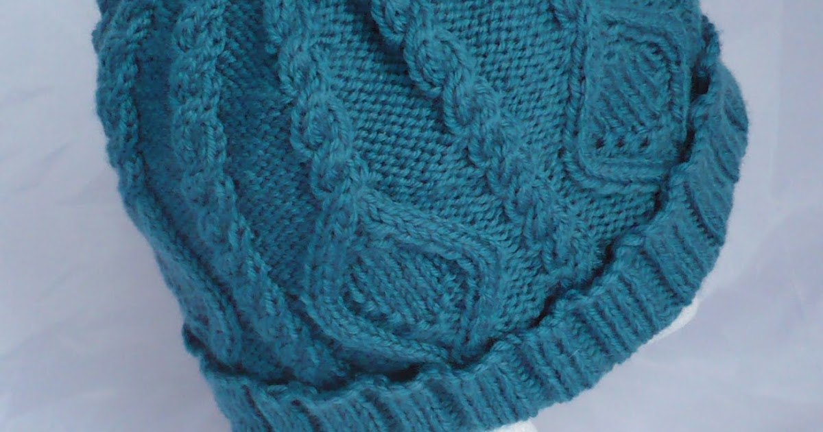 Knitting Without Needles Tutorial : Stitched together tutorial for knitting cables without a