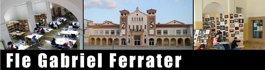 FLE Gabriel Ferrater