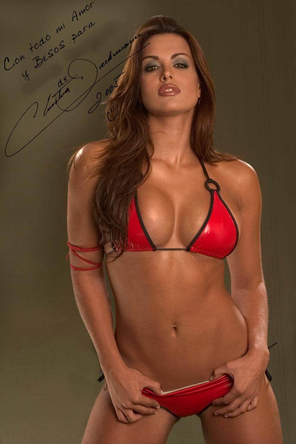 Miss World Venezuela Christina Dieckmann Jim Nez Nueva