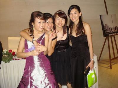 Cindy's wedding