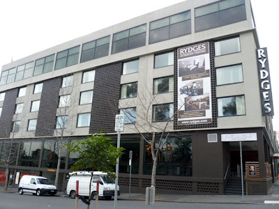 Rydges Hotel on Swanston