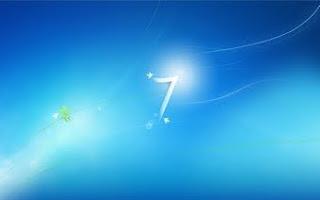 Windows 7 Glowing