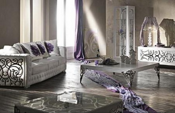 Neo Baroque Furniture Castraval