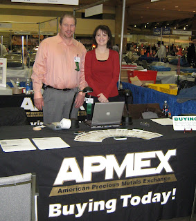 Nathan & Robyn from APMEX