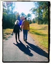 Walking thru life with my guy>>>>