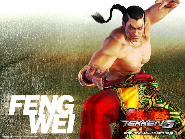 Tekken 5 6m 50 Best Tekken Game HD Wallpapers