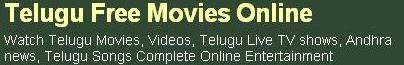 Telugu Free Movies Online